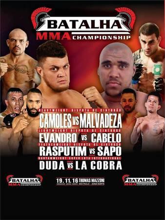 Batalha MMA 4