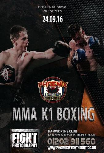 Phoenix Academy Fight Night   MMA Event   Tapology