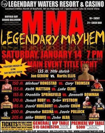 Inner Strength MMA 8
