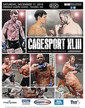 CageSport 43