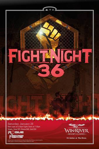 Rogue Fights 36