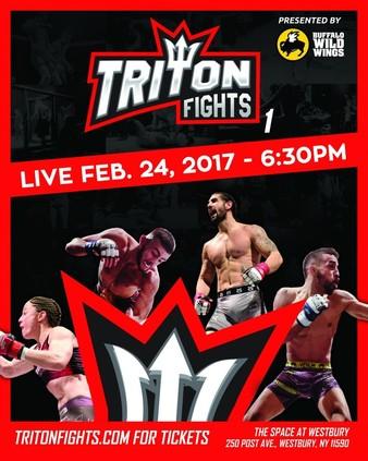 Triton Fights 1