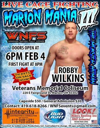 Warrior Nation Fight Series 43