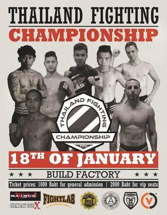 Thailand Fighting Championship