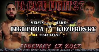 PA Cage Fight 27