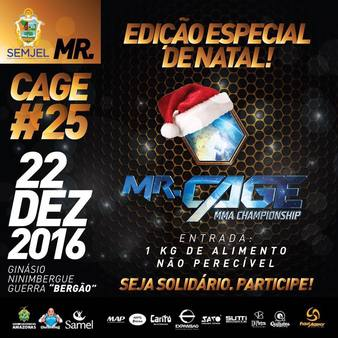 Mr. Cage 25
