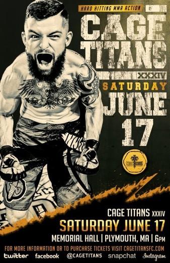Cage Titans 34