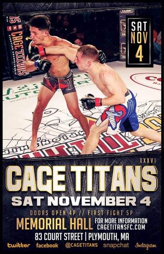 Cage Titans 36