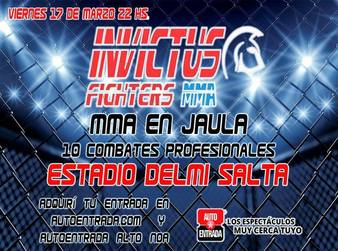 Invictus Fighters 16