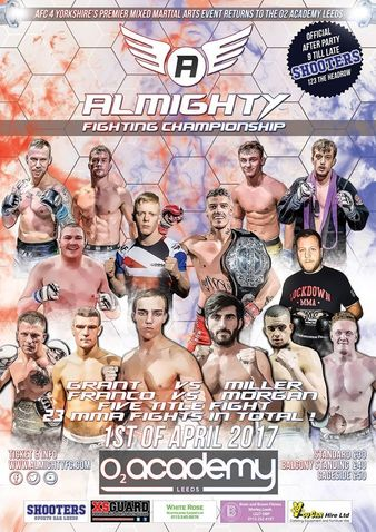 Almighty Fighting Championship 4