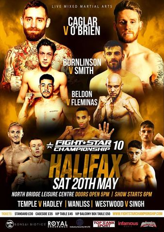 FightStar Championship 10