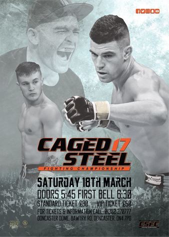 Caged Steel FC 17