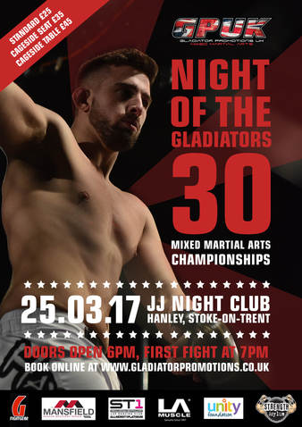 Night of the Gladiators 30