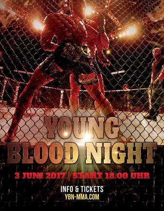 Young Blood Night Vol. 9