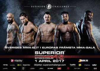 Superior Challenge 15
