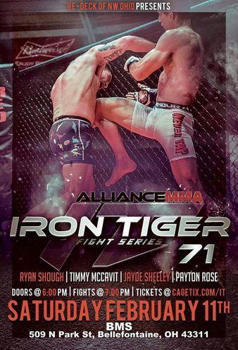 IT Fight Series 71
