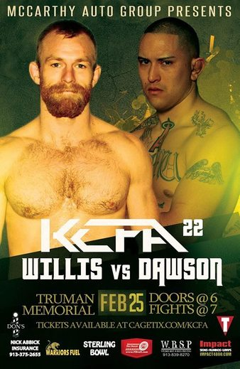 KC Fighting Alliance 22