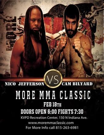 More MMA Classic 11