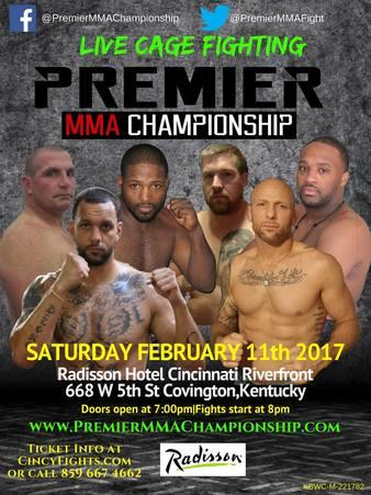 Premier MMA Championship 1