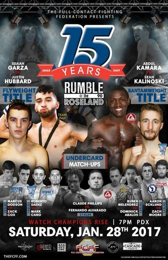 Rumble at the Roseland 90