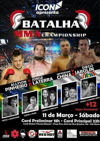 Batalha MMA 5
