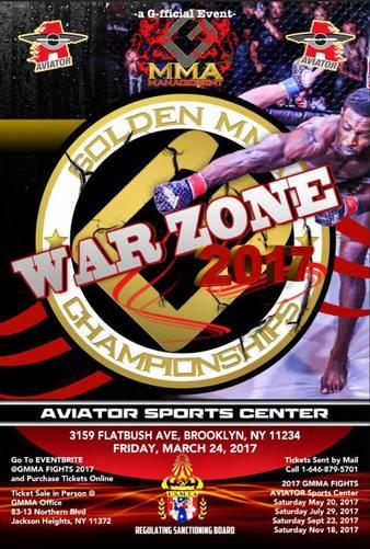 Golden MMA Championships