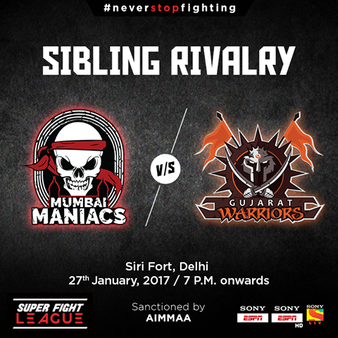 SFL 2017 Sibling Rivalry