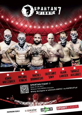 Spartan Fight 7