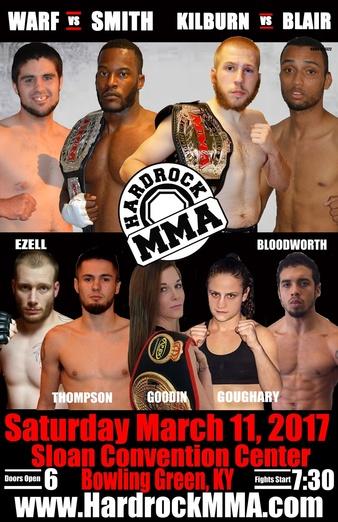 Hardrock MMA 87