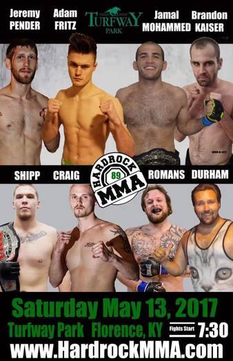Hardrock MMA 89