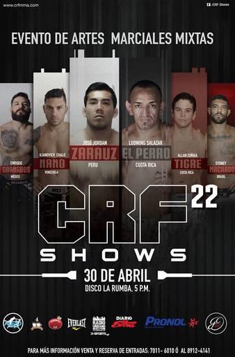 CRF 22