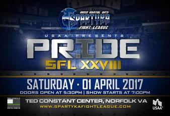 Spartyka Fight League 28