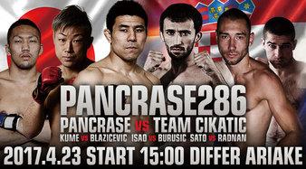 Pancrase 286