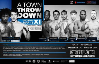 A-Town Throwdown 11