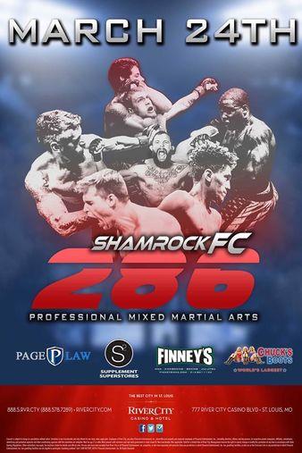 Shamrock FC 286