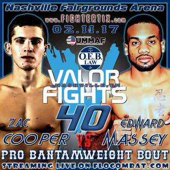 Valor Fights 40