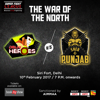 SFL 2017: The War Of The North
