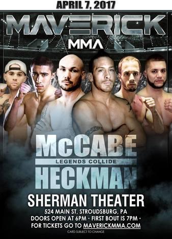Maverick MMA 1