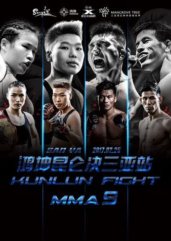 Kunlun Fight MMA 9