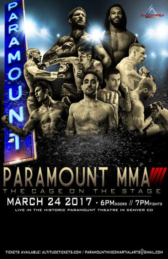 Paramount MMA 7