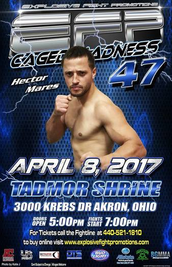Caged Madness 47