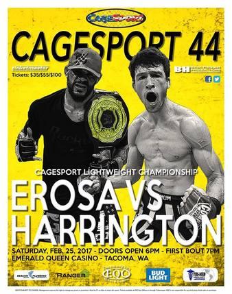 CageSport 44
