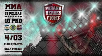 Parana Heroes Fight 1