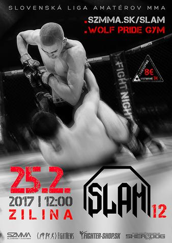 Slovenska Liga Amateruv MMA 12