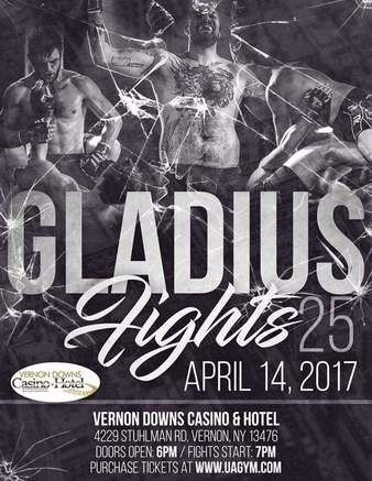 Gladius Fights 25