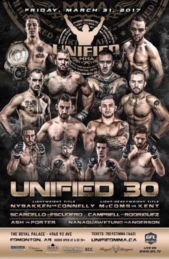 Unified MMA 30