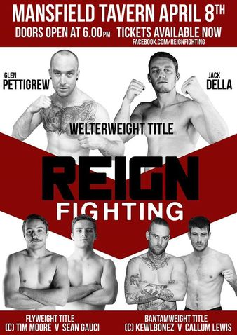 Reign Fighting 3