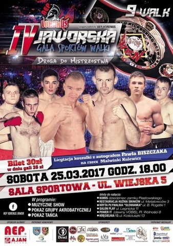 Jaworska Gala Sportów Walki 4