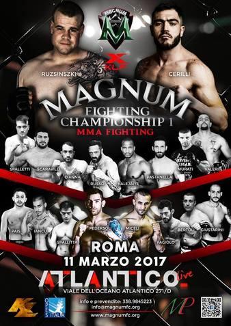 Magnum FC 1