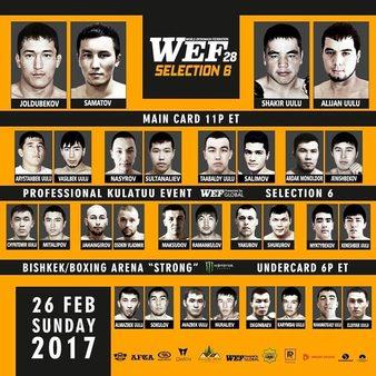 WEF Selection 6